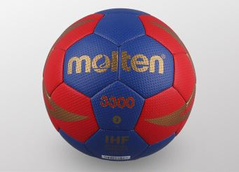 Molten Handball H3X3300 Trainingsball